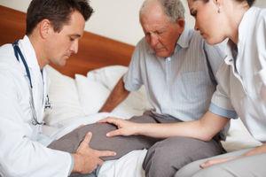 Перечень симптомов артрита коленного сустава