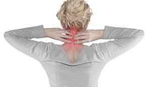 Шейный отдел позвоночника - боли в шее