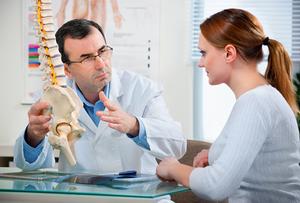 Развитие остеохондроза поясничного отдела и причины