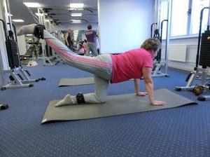Упражнения Бубновского