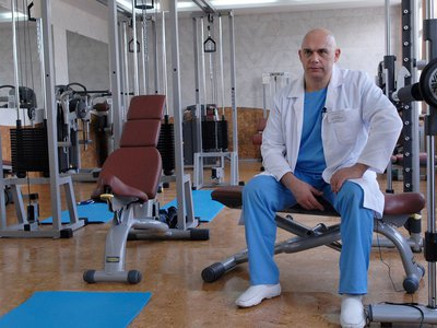Гимнастика бубновского для тазобедренного сустава