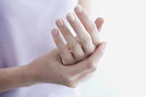 Когда немеют пальцы на руках