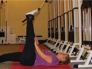 Полезные упражнения при артрозе коленного сустава