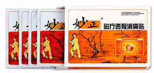 Пластырь Мяо Чжен - эффективное обезболивание
