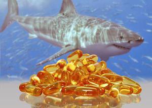 Описание жира из печени акулы