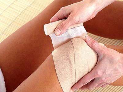 Димексид при болях в коленях