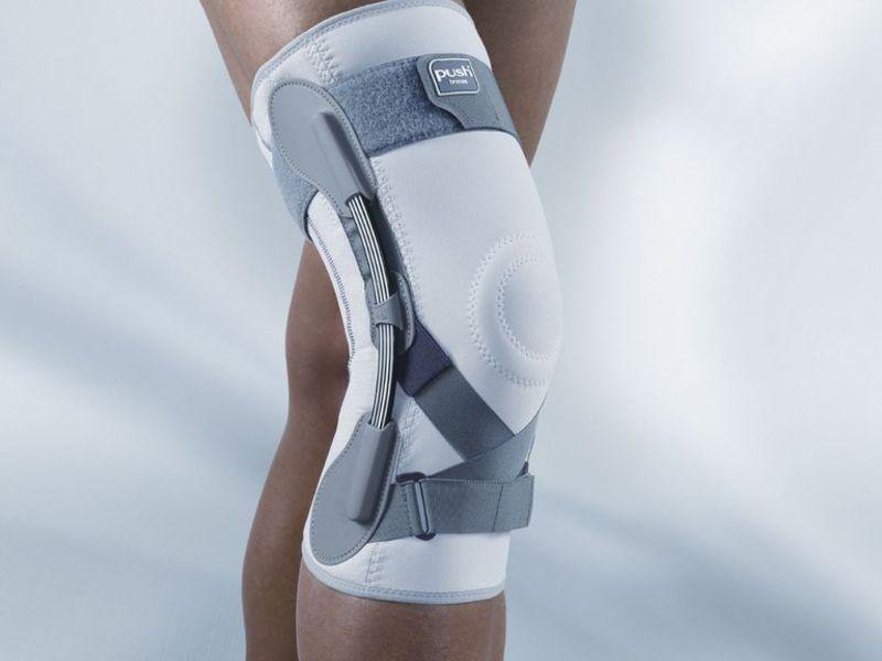 Ортез при синовите коленного сустава как вылечить опухоль суставов