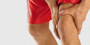 У мужчины болит колено сбоку изнутри - первая помощь