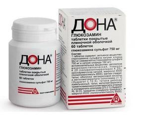 Отзывы о применении лекарства Дона для лечения суставов в разных ...