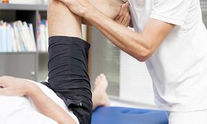 Как вправить тазобедренный сустав самому