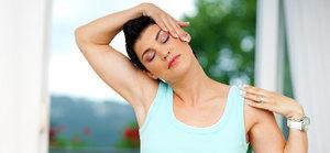 Гімнастика для шийного остеохондрозу в домашніх умовах