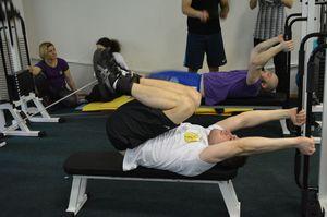 Доктор бубновский видео упражнения для коленных суставов как можно лечить суставы в домашних условиях