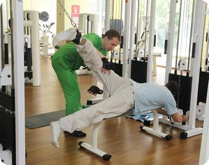 Суставная гимнастика для коленных суставов бубновский дисплазия тазобедренных суставов у детей лечение фото