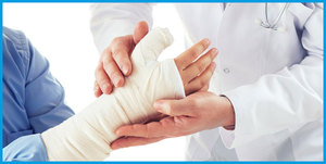 Как вылечить руку после перелома кости
