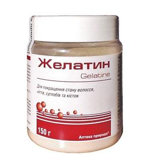 Лечение суставов желатином народное средство