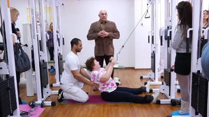 Лечебная гимнастика при артрозе плечевого сустава бубновский на суставах пальцев на руках появляются болезненные шишки