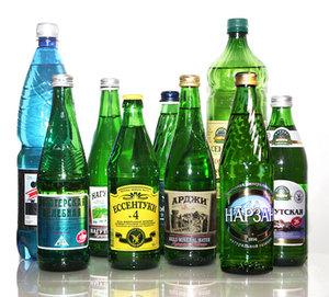Минеральная вода и ее полезные свойства