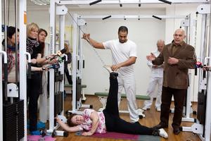 Метод бубновского упражнения для суставов домашний прибор для суставов