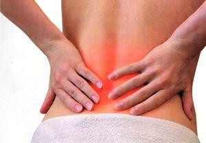 Боль в спине поясница лечение