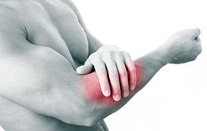 Боль в локтях как лечить