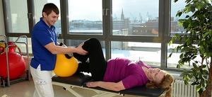 Восстановление после операции на суставах - лечебная гимнастика