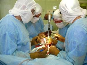 Ггде делают операции по замени тазобедреного сустава в москве за сколько проходит растяжение связок коленного сустава