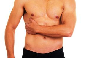 онемение тела около нижнего ребра слева
