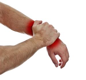 Болит лучезапястный сустав как лечить патологический выпот в суставе